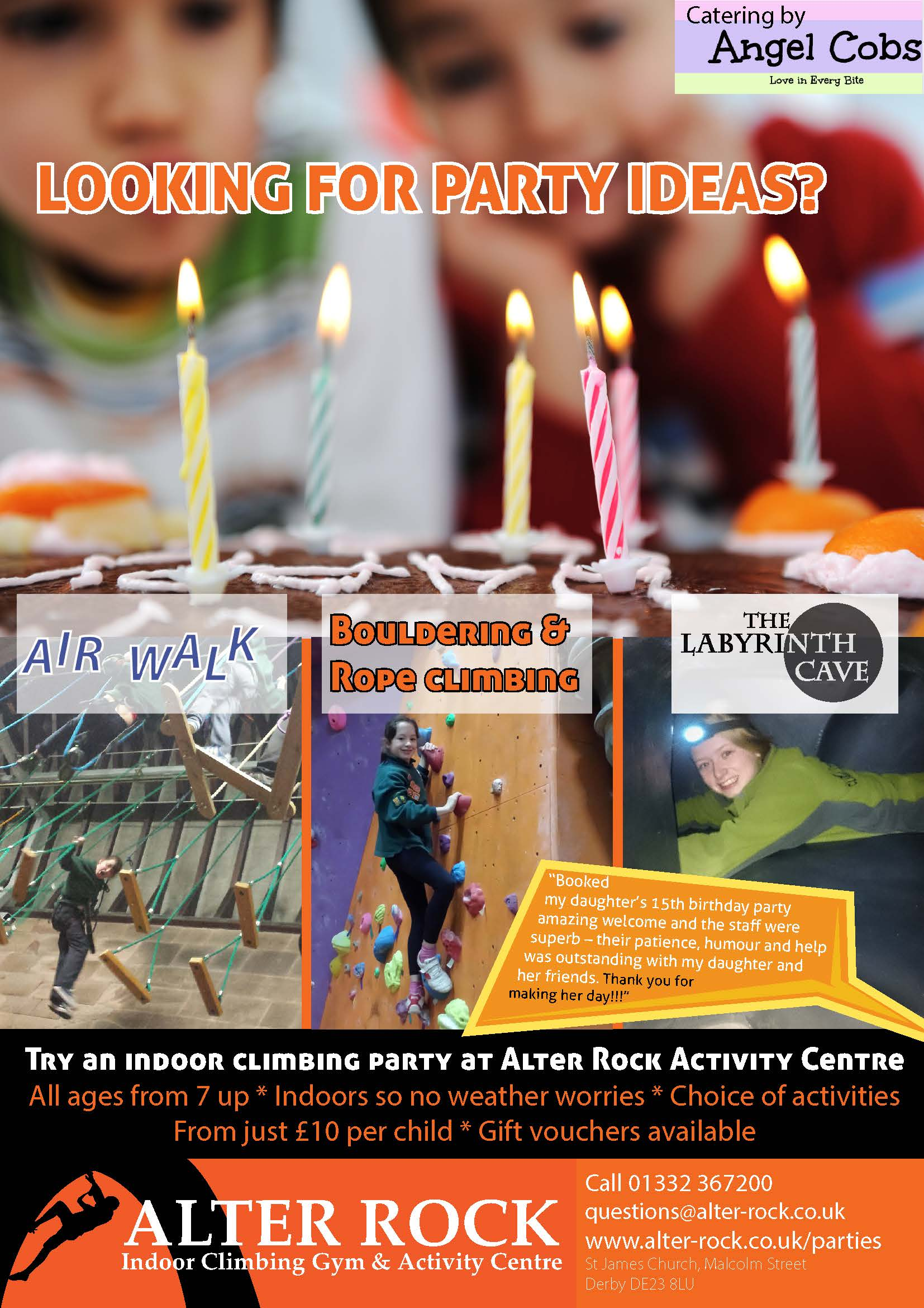 Birthday Parties In Derby Childrens Parties In Derby Kids - Children's birthday parties derbyshire
