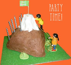 cake party time