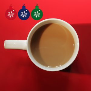 Every paid entry this December gets a free tea or Americano coffee. Toasty!