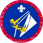 Scout climbing badge
